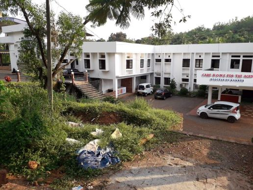 The Care Home for the age in the Diocese of Kannur